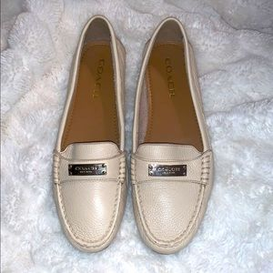 NWOT Coach Loafers